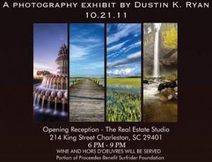 Dustin K. Ryan Photography Opening Show